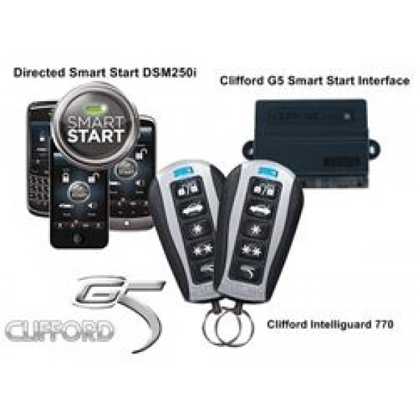 BUNDLE CLIFFORD G5 SMARTSTART & INTELLIGUARD 770