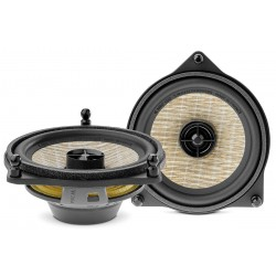 Focal IC MBZ 100 2-WAY COAXIAL KIT for Mercedes