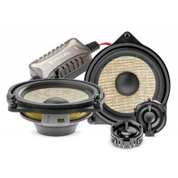 Focal IS MBZ 100 2-WAY COMPONENT KIT for Mercedes