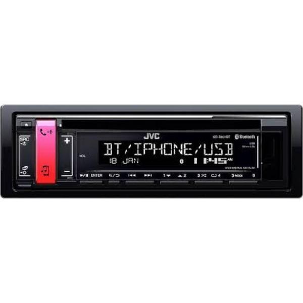 KD- R891BT 1 DIN RADIO/CD/USB