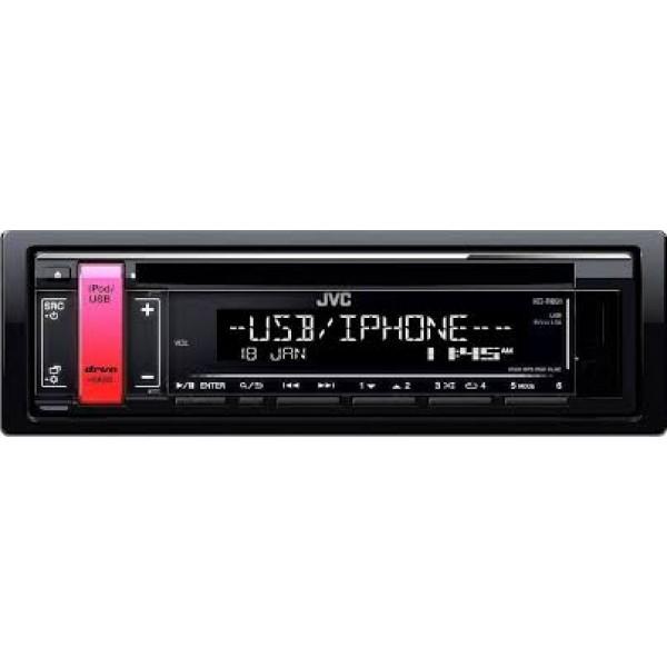 KD-R691 1 DIN RADIO/CD/USB