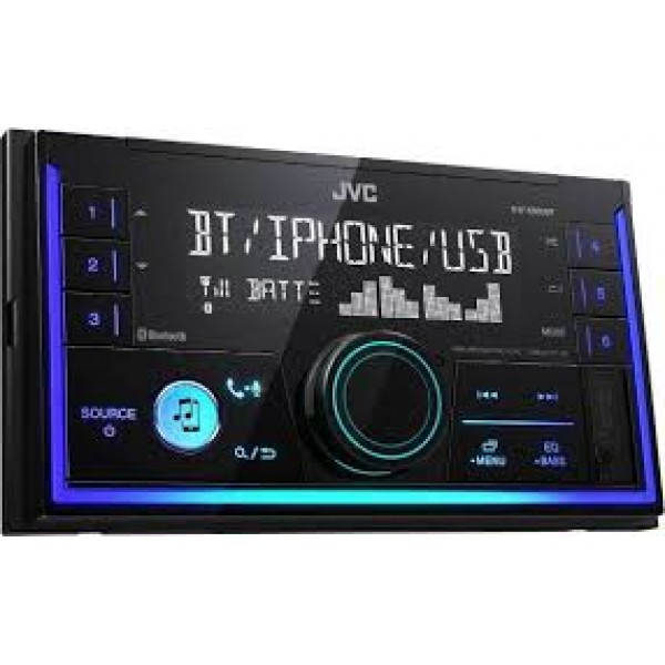 KW-R830BT 2 DIN RADIO/CD/USB